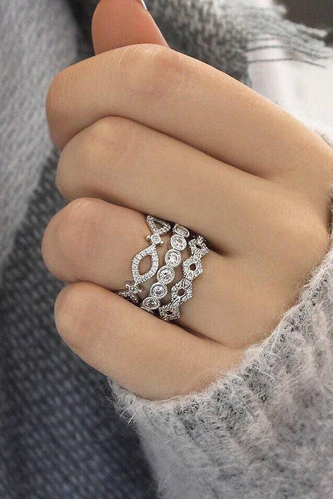 unique wedding rings white gold engagement rings best engagement rings round diamond wedding bands
