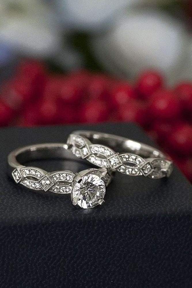 wedding ring sets unique engagement rings diamond wedding ring white gold engagement rings