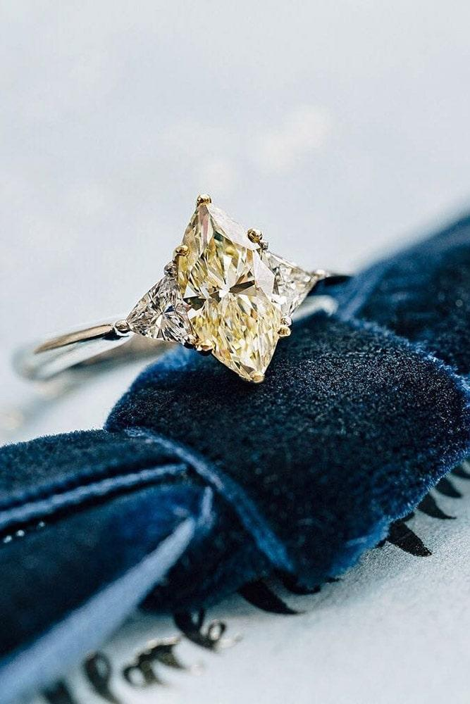 white gold engagement rings marquise cut engagement rings classic rings yellow diamond engagement rings