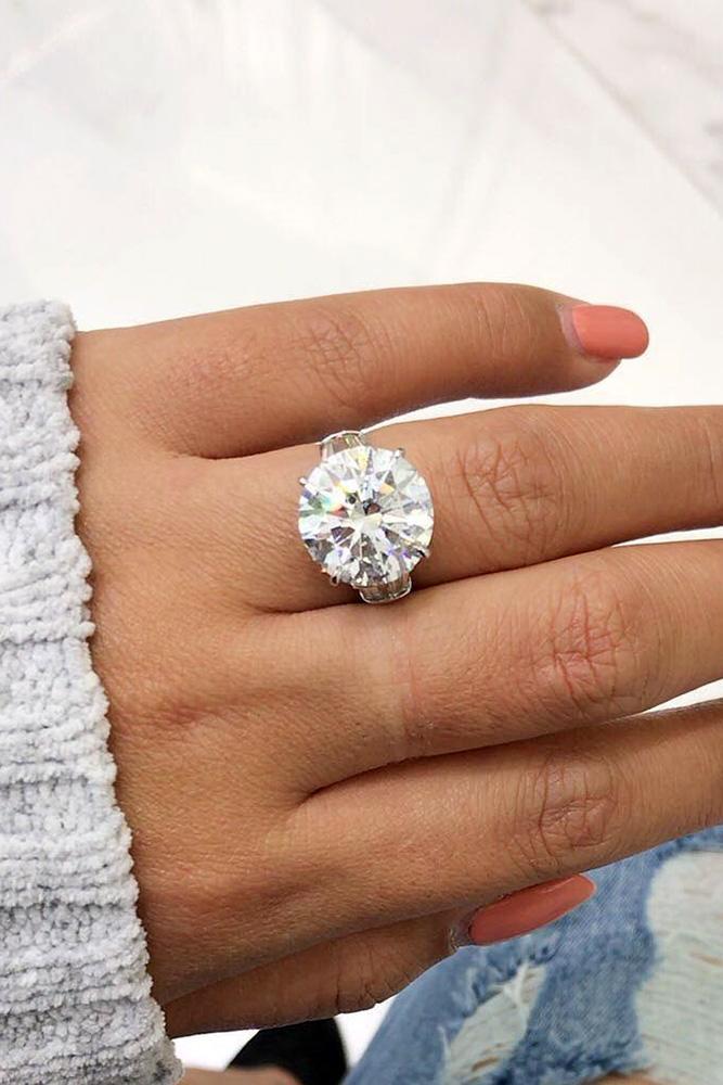 white gold engagement rings round diamond engagement rings diamond engagement rings solitaire engagement rings