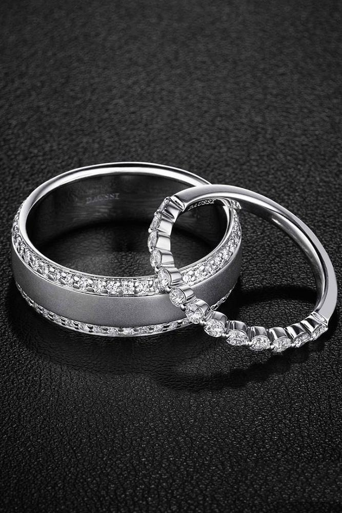 matching wedding bands white gold wedding bands diamond wedding bands wedding rings beautiful rings
