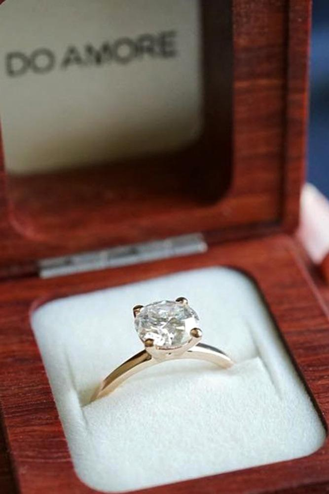 tips for planning an engagement proposal rose gold engagement rings solitaire engagement rings round diamond engagement rings ring boxes