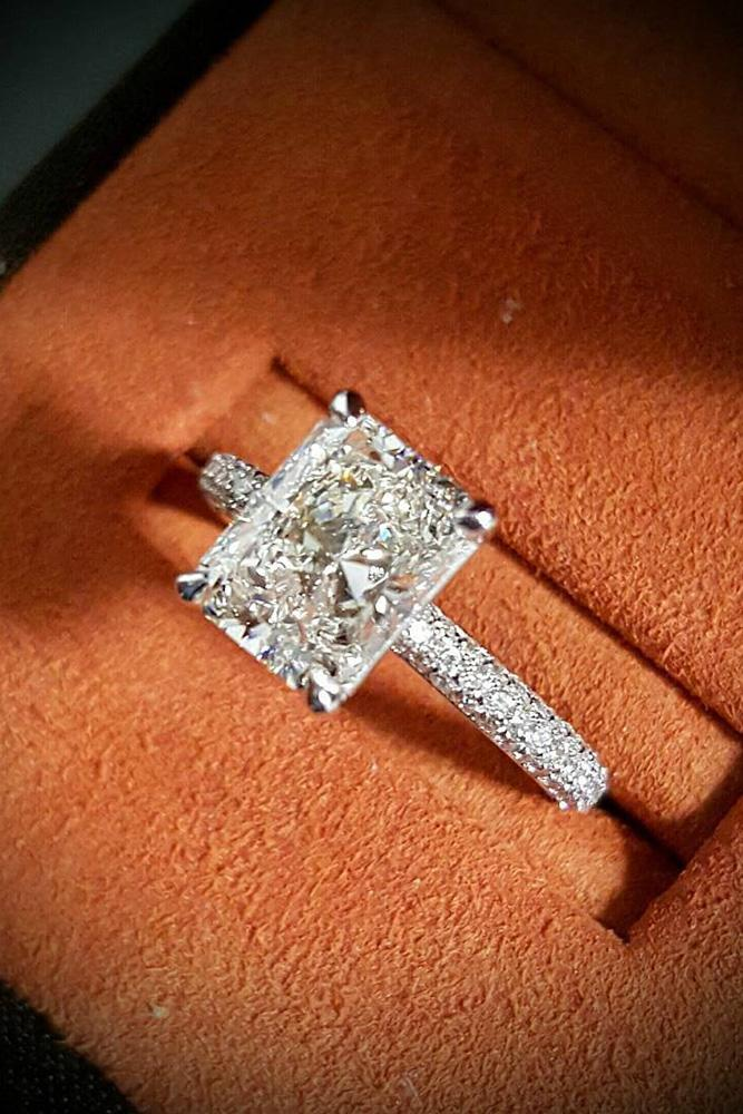 tips for planning an engagement proposal rose gold engagement rings solitaire engagement rings emerald cut diamond engagement rings ring boxes