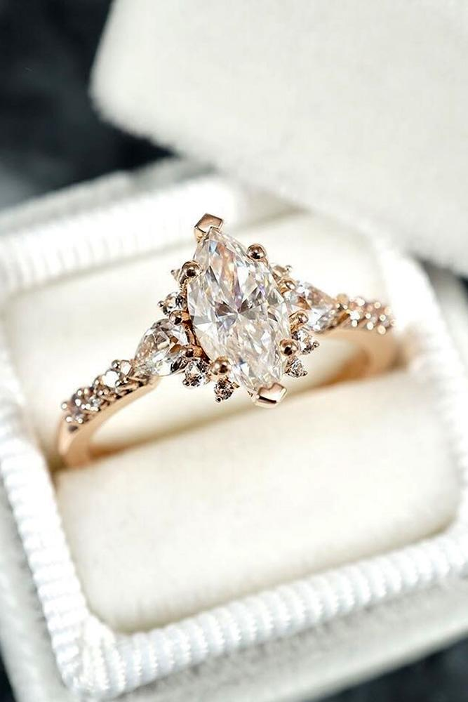 top mistakes to avoid when shopping for an engagement ring unique engagement rings rose gold engagement rings marquise diamond engagement rings ring boxes