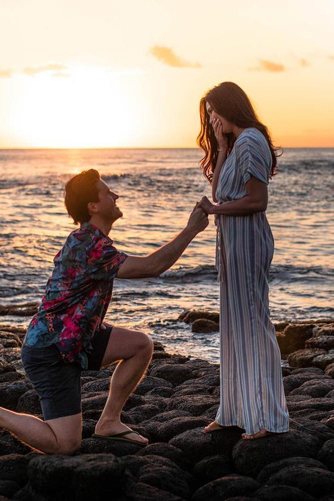 best celebrity engagements 2019 best proposals unique proposals marriage proposals celebrity proposals