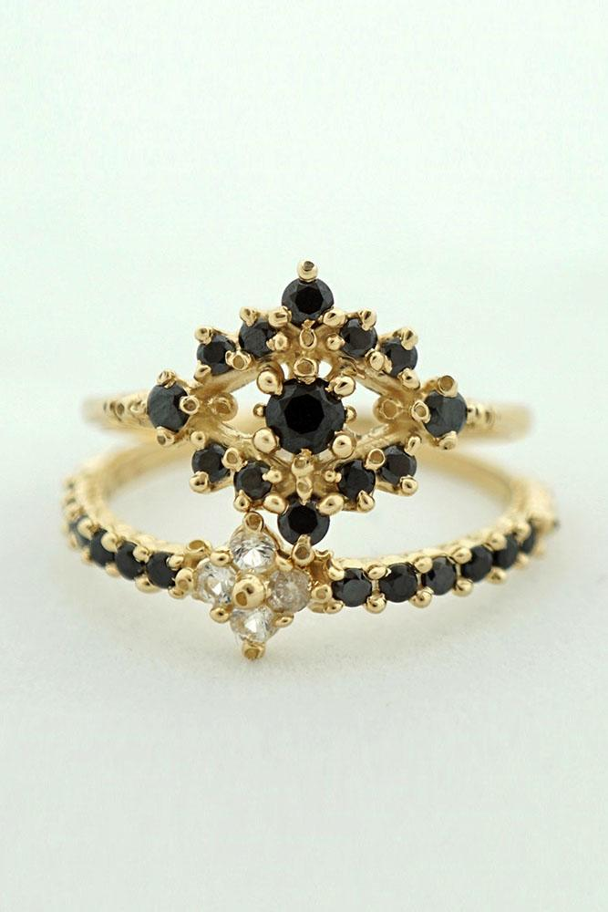 black diamond engagement rings wedding ring sets bridal sets unique wedding rings yellow gold engagement rings round diamond engagement rings