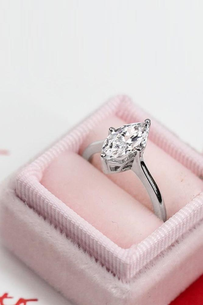 simple engagement rings white gold engagement rings pear shaped engagement rings solitaire rings