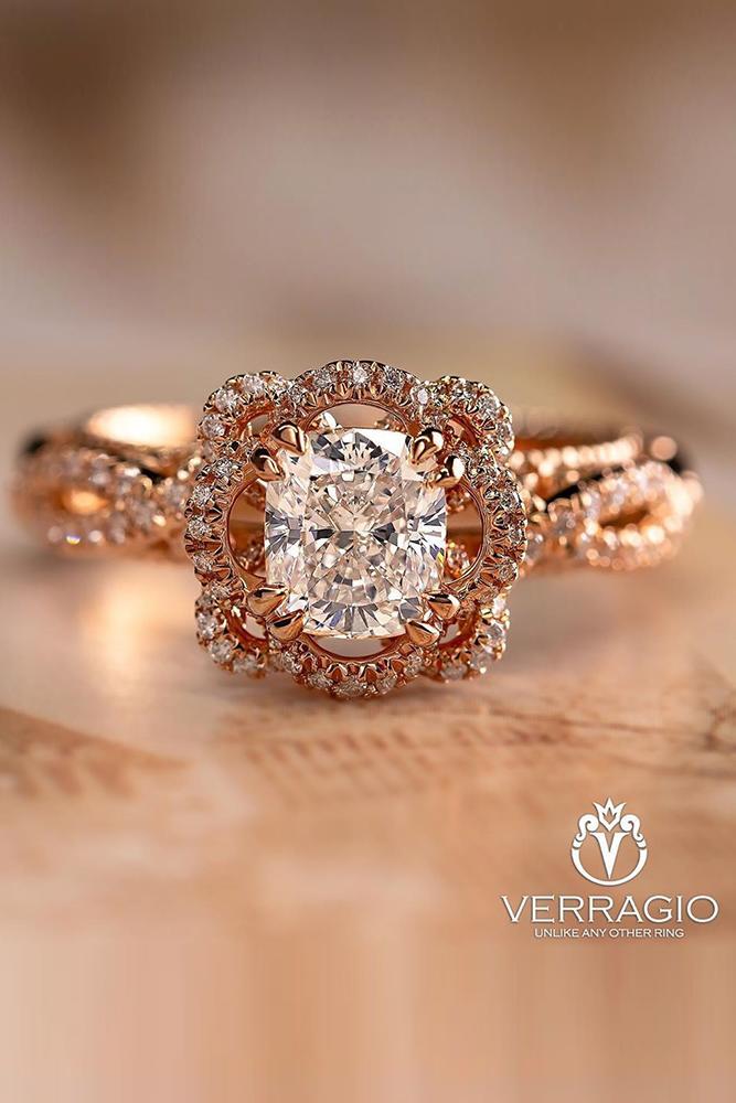unique engagement rings rose gold engagement rings best engagement rings gemstone engagement rings diamond rings