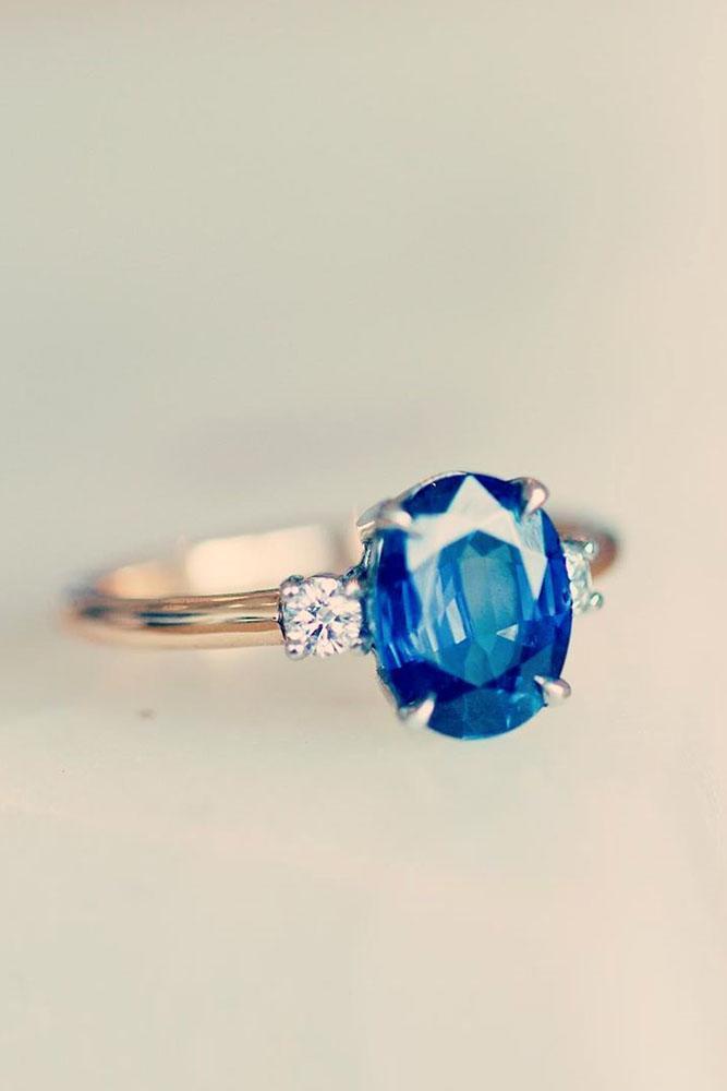sapphire engagement rings three stone engagement rings diamond engagement rings rose gold engagement rings