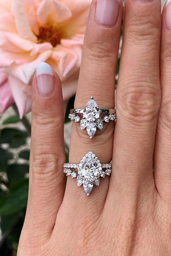 unique engagement rings diamond engagement rings white gold engagement rings pear shaped engagement rings