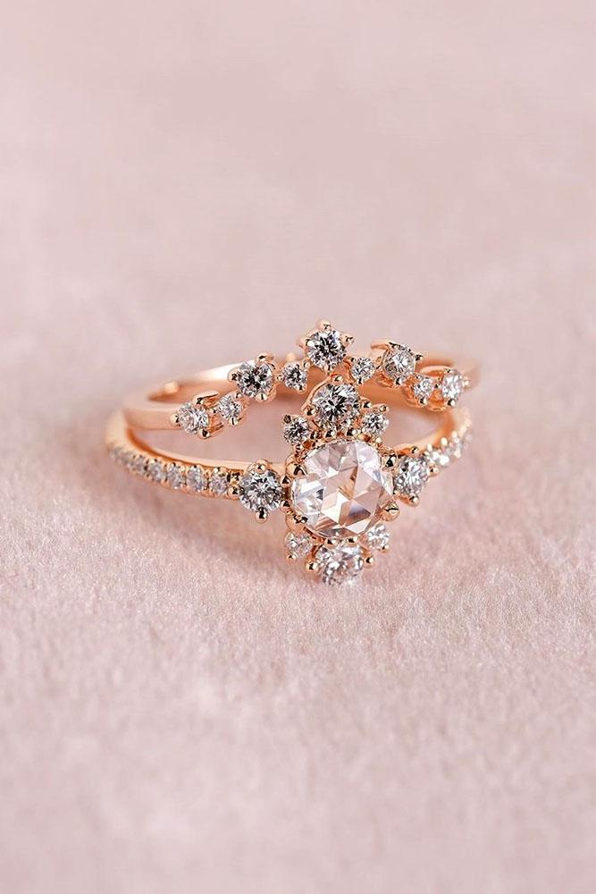 unique wedding rings diamond engagement rings rose gold engagement rings best engagement rings