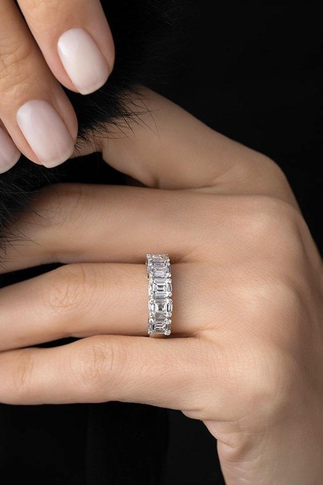 bridal sets unique wedding bands wedding rings white gold wedding bands beautiful rings white gold wedding bands eternity wedding bands
