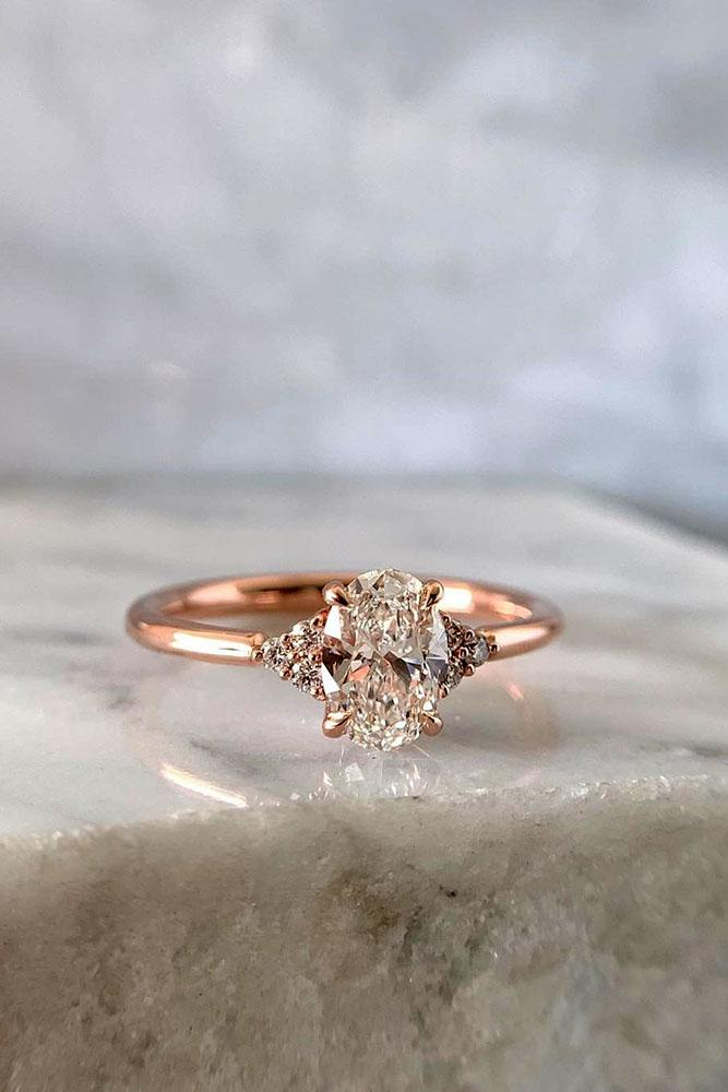 oval engagement rings diamond engagement rings best engagement rings rose gold engagement rings beautiful engagement rings