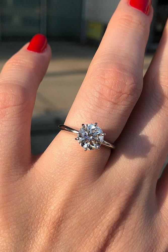 white gold engagement rings simple engagement rings classic engagement rings best engagement rings beautiful engagement rings solitaire rings