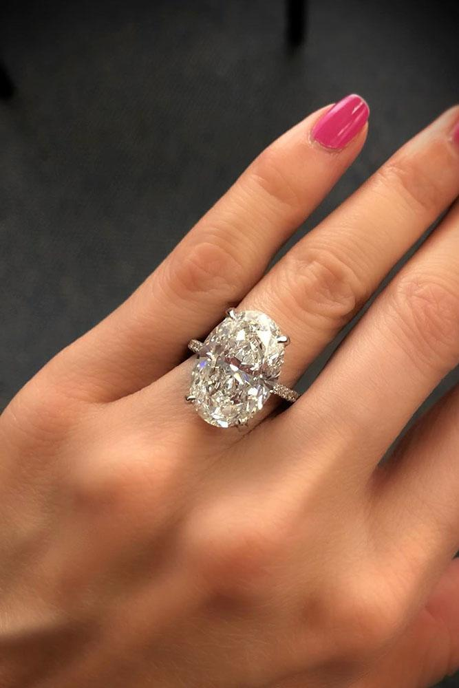 simple engagement rings classic engagement rings oval cut engagement rings white gold engagement rings diamond engagement rings