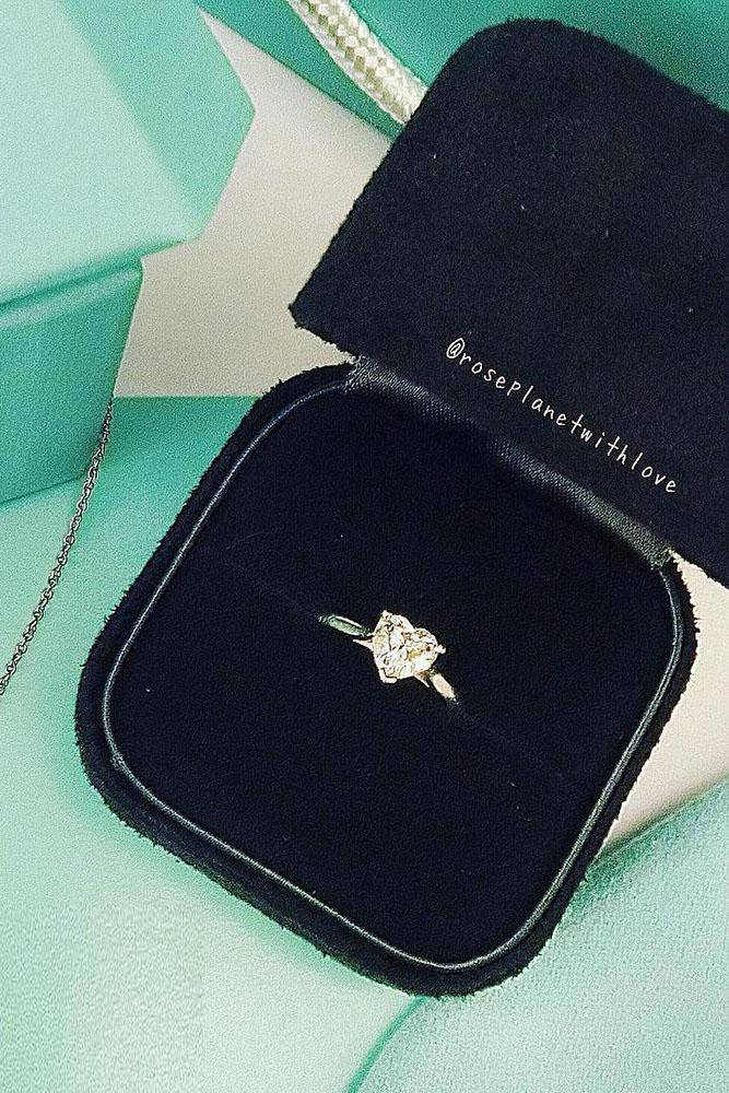 tiffany engagement rings heart cut engagement rings simple engagement rings white gold engagement rings solitaire rings