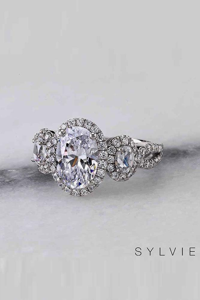 white gold engagement rings round cut engagement rings halo engagement rings diamond engagement rings oval rings
