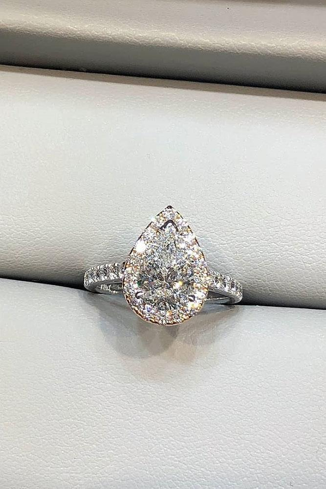 white gold engagement rings pear shaped engagement rings beautiful engagement rings halo engagement rings