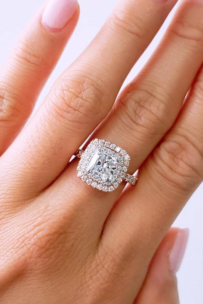 diamond engagement rings halo engagement rings cushion cut engagement rings beautiful engagement rings