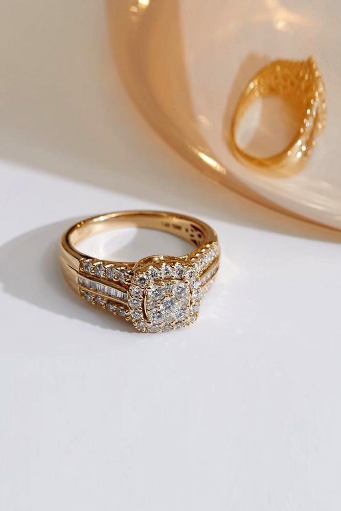 diamond engagement rings rose gold engagement rings halo engagement rings cushion cut engagement rings beautiful engagement rings