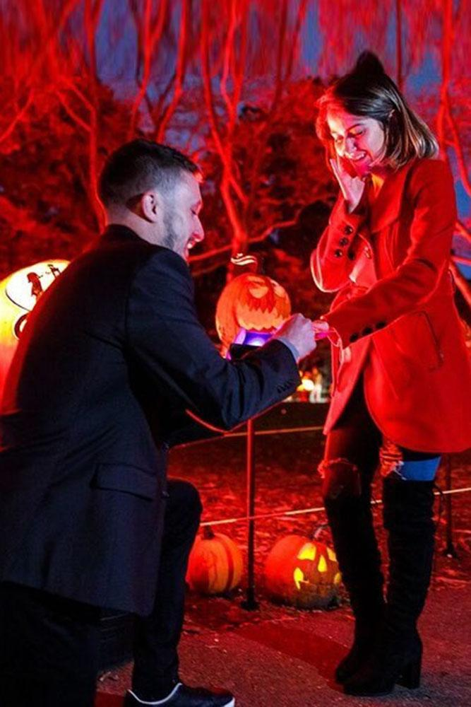 fall proposal ideas halloween proposal ideas unique proposal ideas romantic proposal ideas marriage proposal best proposals