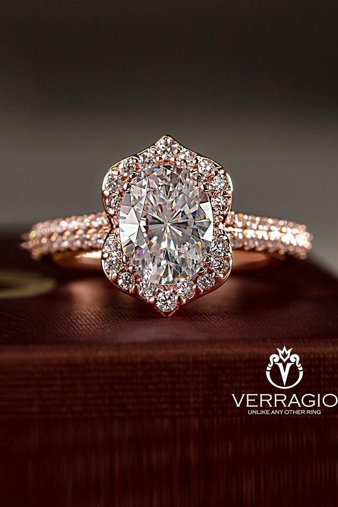 verragio engagement rings rose gold engagement rings unique engagement rings diamond engagment rings