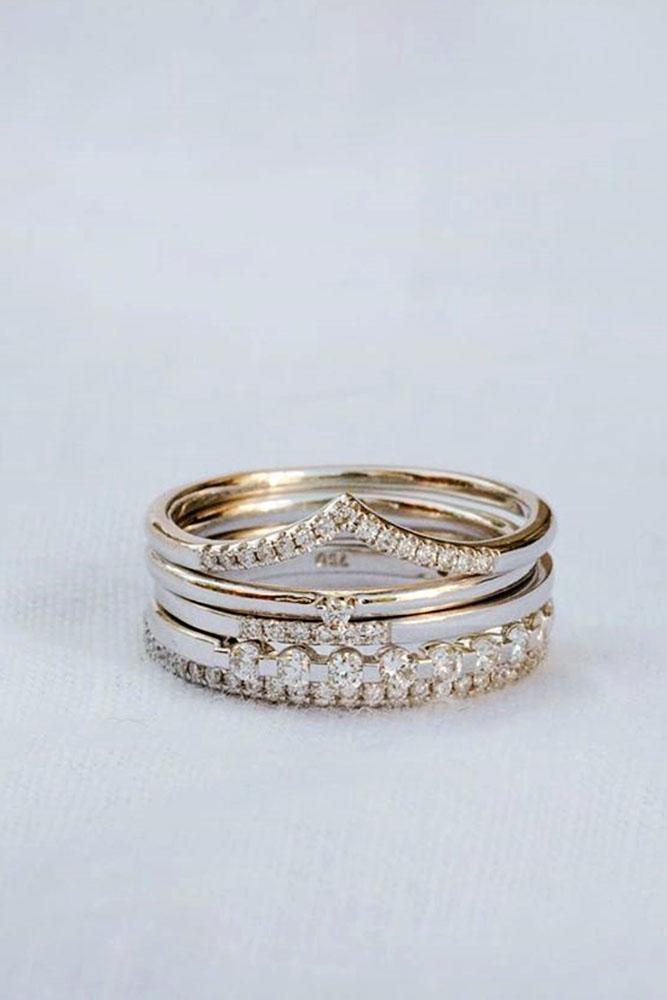 wedding rings set diamond wedding rings white wedding rings unique wedding bands