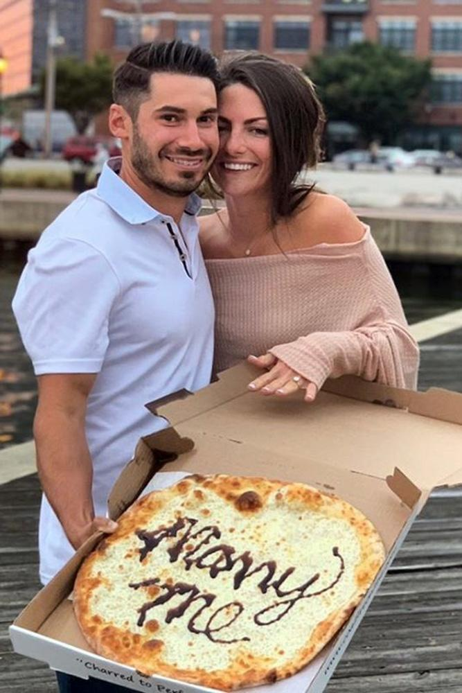 tasty proposal ideas best proposal ideas marriage proposal engagement announcement proposal pizza