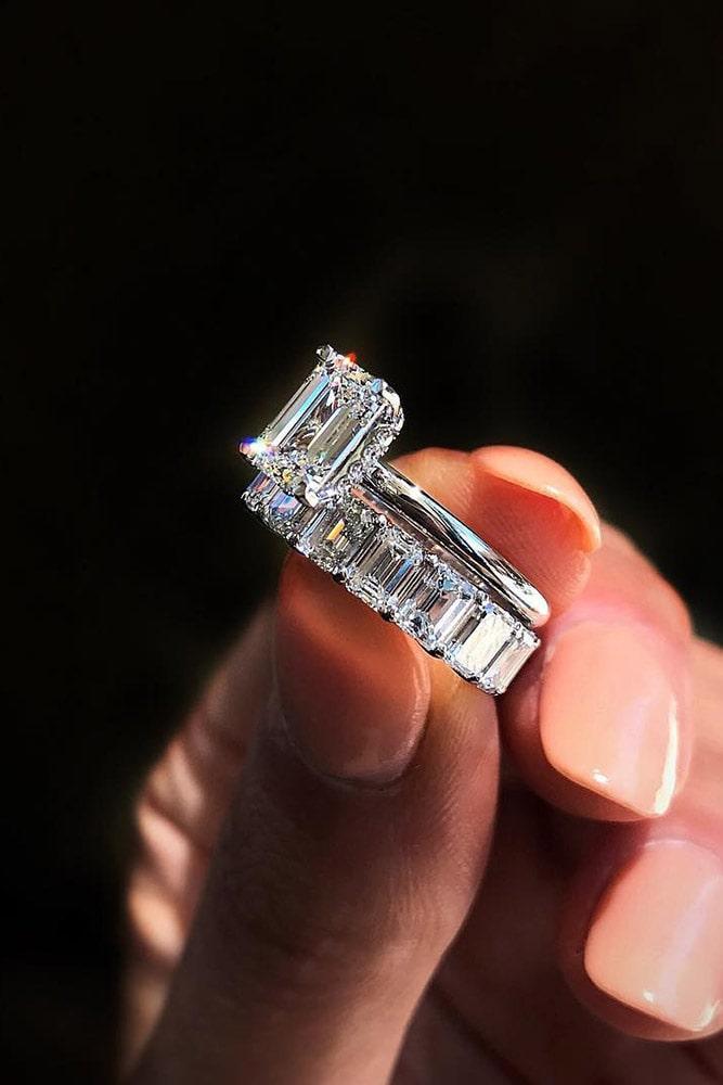 best rings 2019 bridal sets rose gold wedding ring sets diamond wedding rings