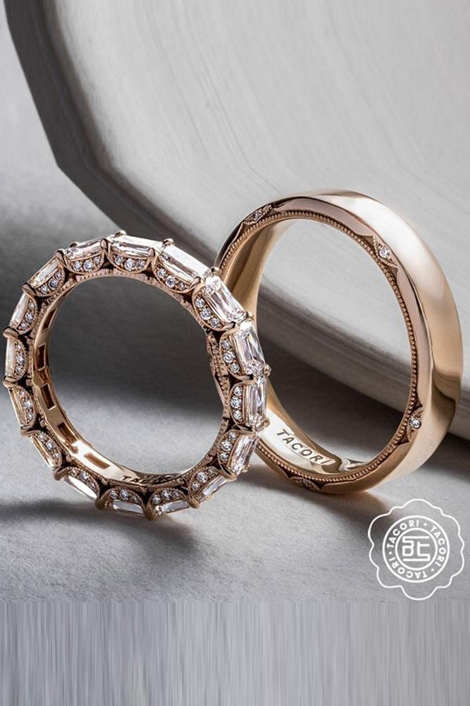 best rings 2019 matching wedding bands rose gold wedding rings bridal sets