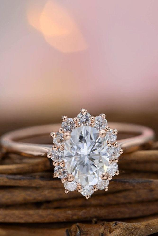 best rings 2019 oval engagement rings rose gold enaggement rings moissanite engagement rings