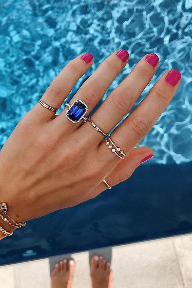 best rings 2019 sapphire engagement rings white gold engagement rings