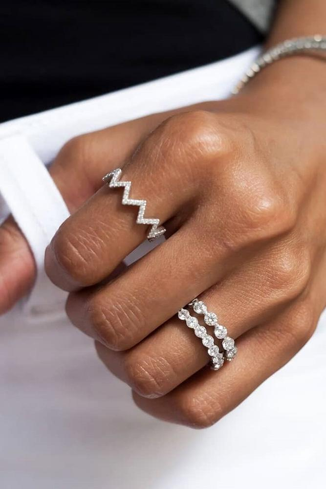 bridal sets unique wedding bands wedding rings white gold wedding bands eternity wedding bands