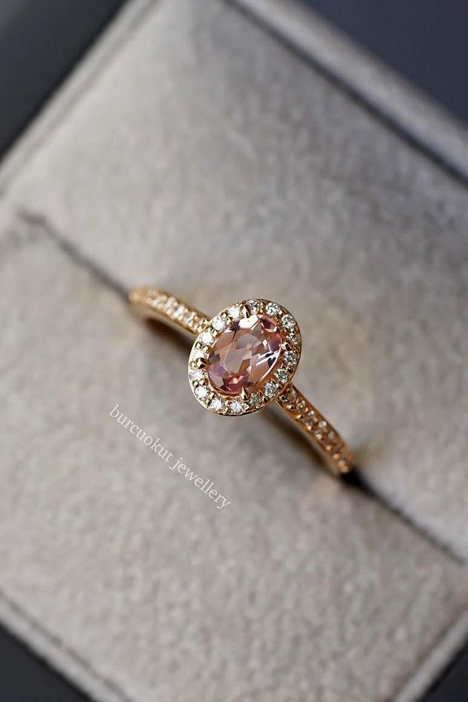 oval engagement rings rose gold engagement rings halo engagement rings best rings