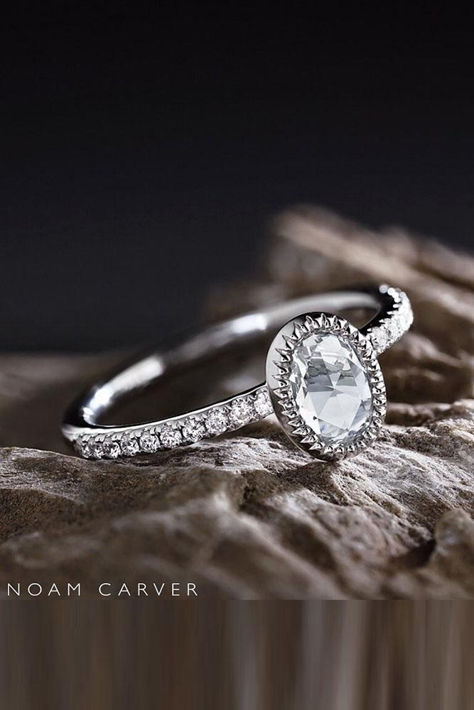 oval engagement rings white gold engagement rings halo engagement rings