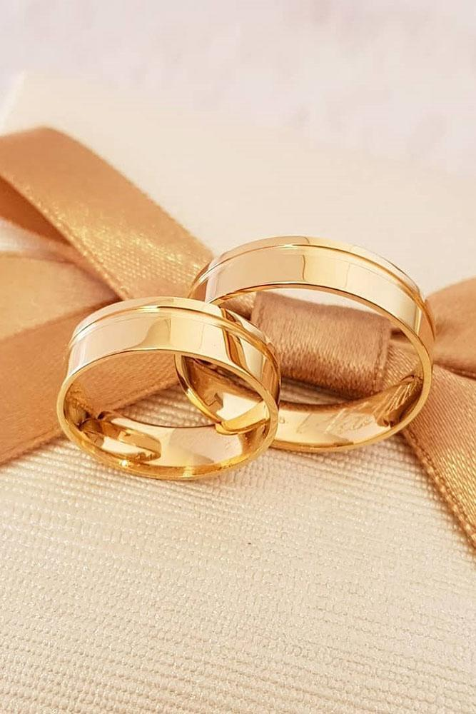 rose gold engagement rings classic bridal sets matching wedding bands