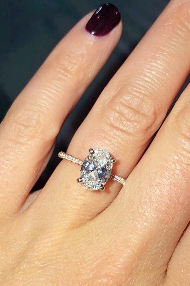 solitaire engagement rings white gold engagement rings simple engagement rings diamond engagement rings