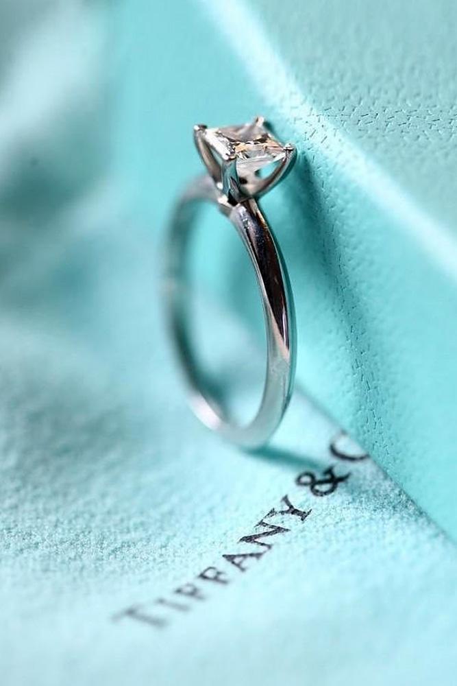 tiffany engagement rings white gold engagement rings solitaire engagement rings round cut diamond