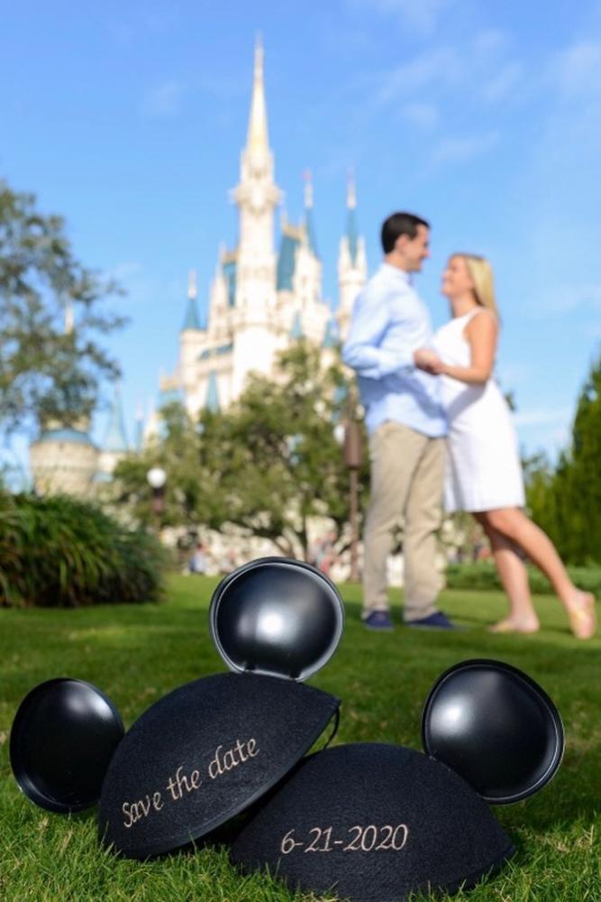 disney proposal ideas save the proposal date save the date ideas