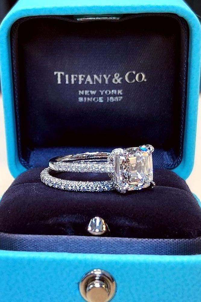 tiffany engagement rings solitaire engagement rings white gold engagement rings bridal sets