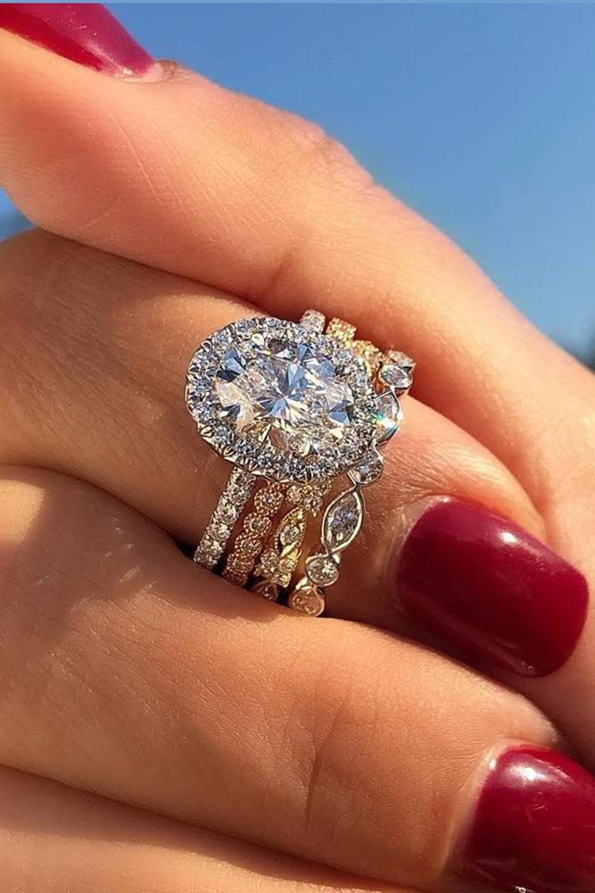 oval engagement rings wedding ring sets wedding rings bridal sets