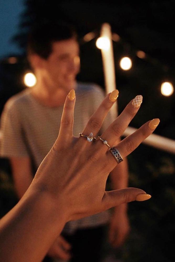 engagement photos engagement announcement summer proposals engagement ring