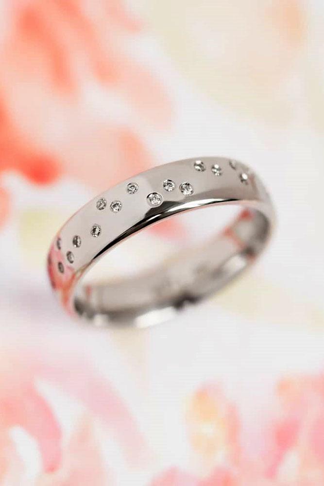 diamond engagement rings white gold wedding bands diamond wedding rings