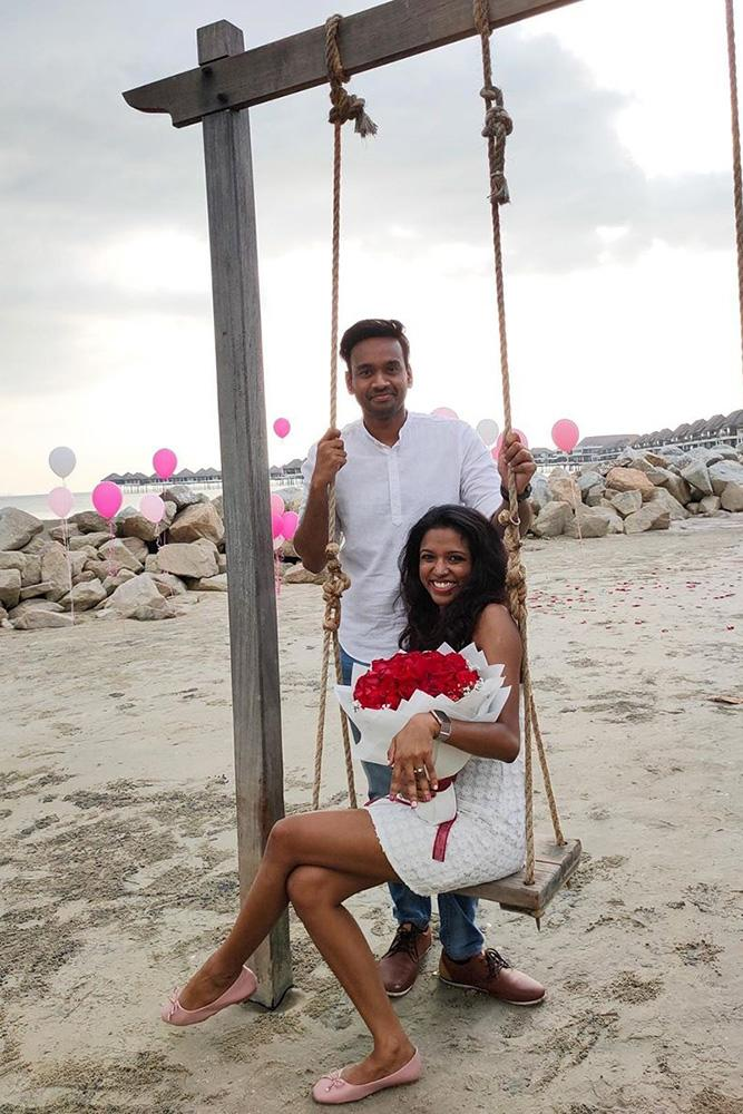 engagement photos engagement announcement beach proposal ideas beach proposal