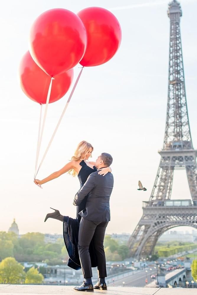 engagement photos engagement announcement paris proposal
