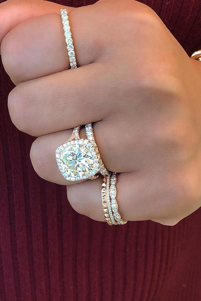 jewelry care tips rose gold rings wedding rings bridal sets