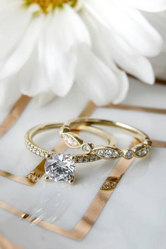 jewelry care tips yellow gold rings wedding rings bridal sets