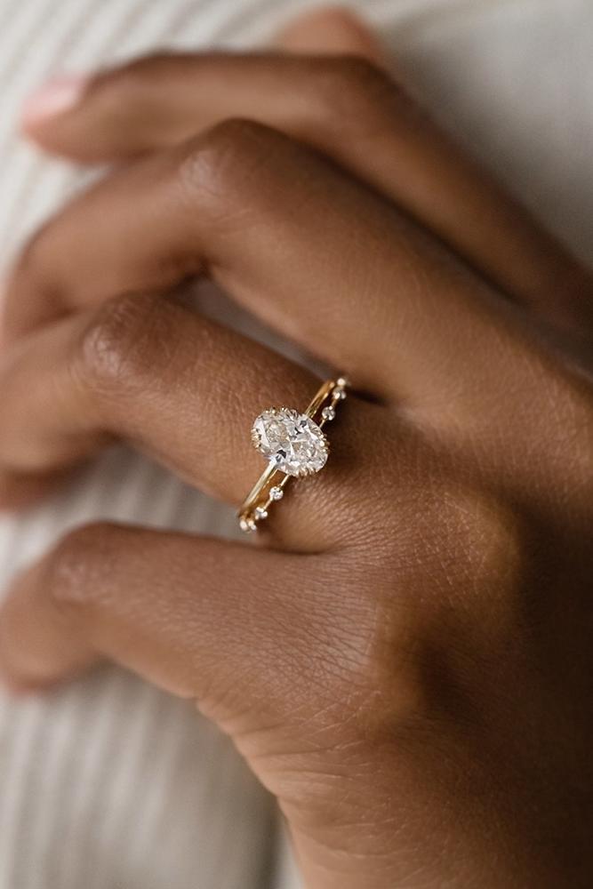 oval engagement rings wedding ring sets wedding rings bridal sets