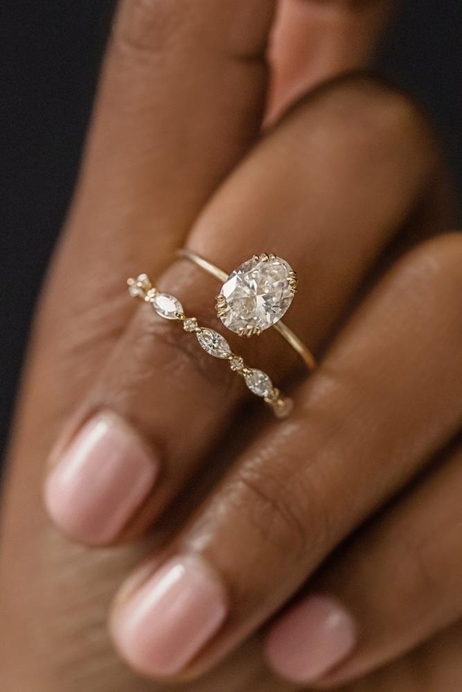 oval engagement rings wedding ring sets wedding rings diamond ring