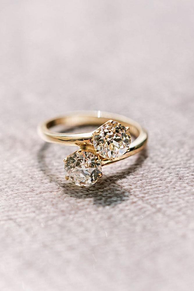 diamond engagement rings round cut engagement rings simple engagement rings